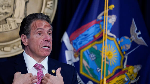 DOUG: Governor Cuomo's Legal Counsel says...what?!