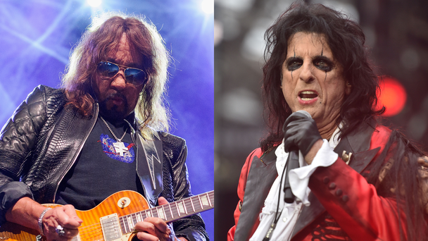 Alice Cooper, Ace Frehley Announce Five-Week U.S. Tour This Fall