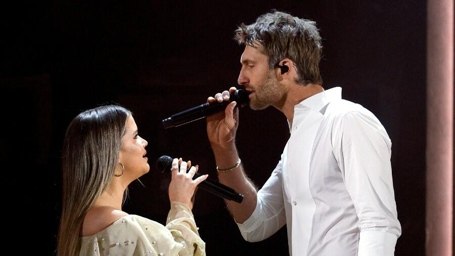 Ryan Hurd's Grand Ole Opry Debut Becomes Family Affair With Maren Morris