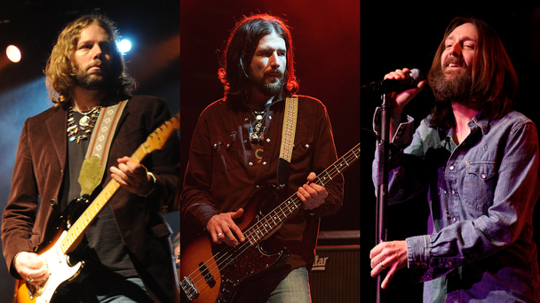 The Black Crowes To Kick Off 'Shake Your Money Maker' Reunion Tour In July