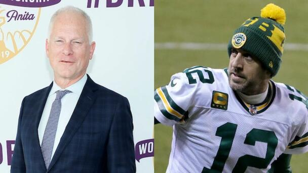 Aaron Rodgers Among Major Guests For Kenny Mayne's Final 'SportsCenter'
