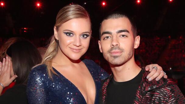 Kelsea Ballerini & Jonas Brothers Are Working On Something Together