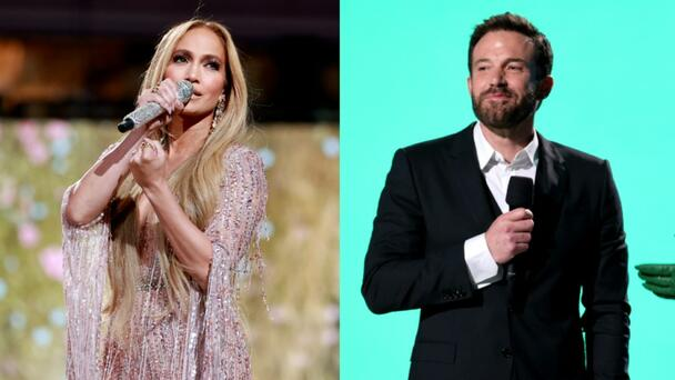 Jennifer Lopez Puts Her Love For Ben Affleck On Display With New Jewelry