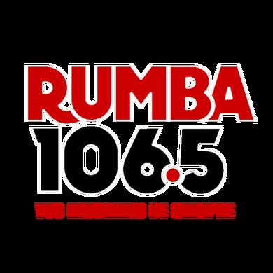 Rumba 106.5 Tampa logo
