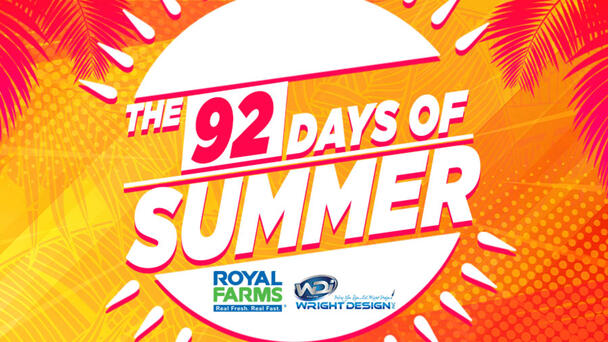 Win cool prizes all Summer long!