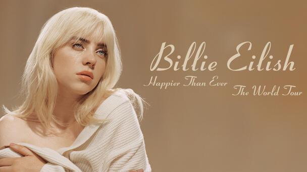 Win Billie Eilish tickets!