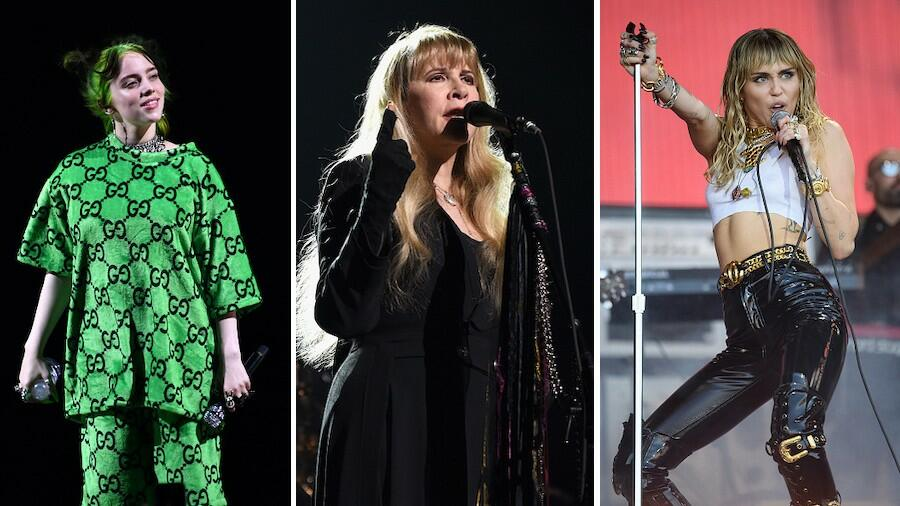 Billie Eilish, Stevie Nicks And Miley Cyrus To Headline Austin City Limits