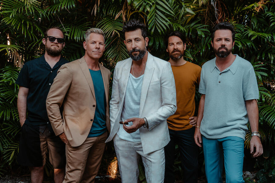 Old Dominion Return With New Summer Anthem 'I Was On A Boat That Day'