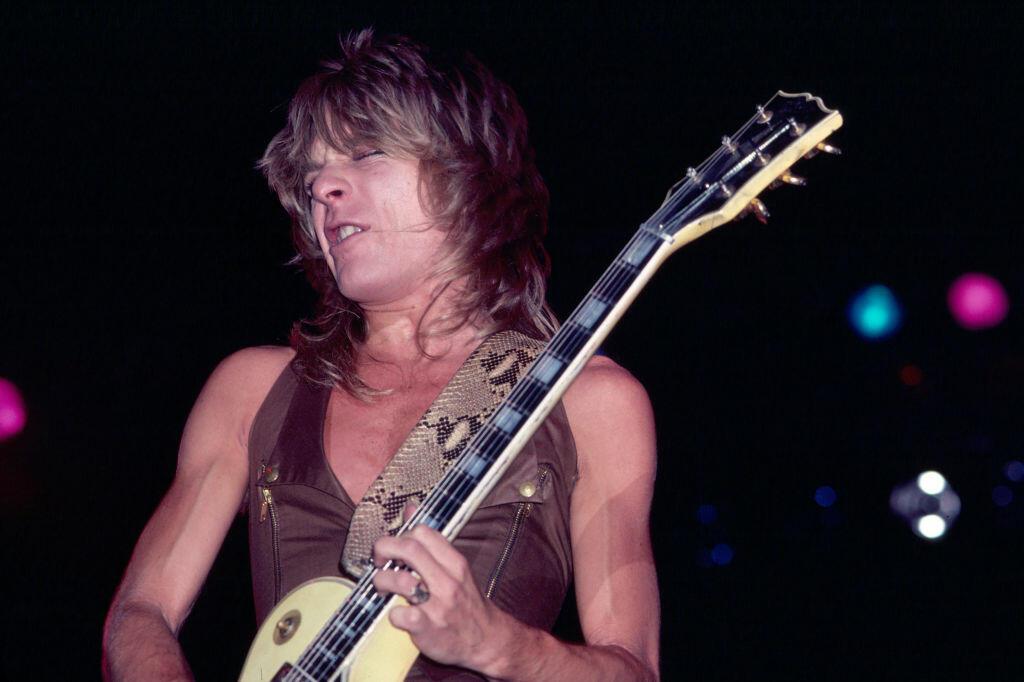 Stolen Randy Rhoads Guitar, Prototype Amplifier Returned To His Family