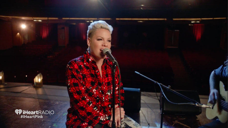 Pink Calls Daughter Her 'Twin Flame,' Talks 'All I Know So Far: Setlist'