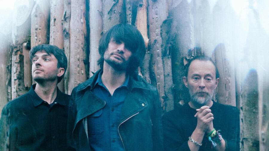 Radiohead Side Project The Smile Is Working On An Album