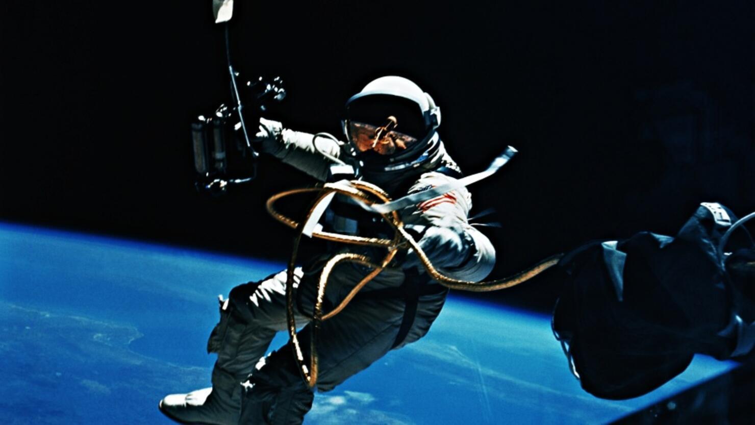 Extra-vehicular Astronaut