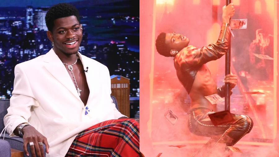 Lil Nas X Breaks Down Wardrobe Malfunction On 'Saturday Night Live'