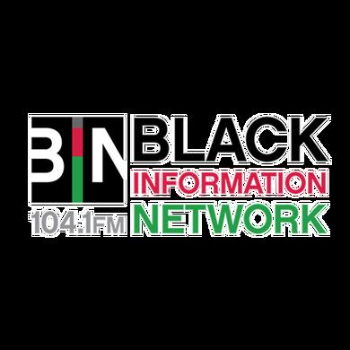 Jacksonville's BIN 104.1 logo