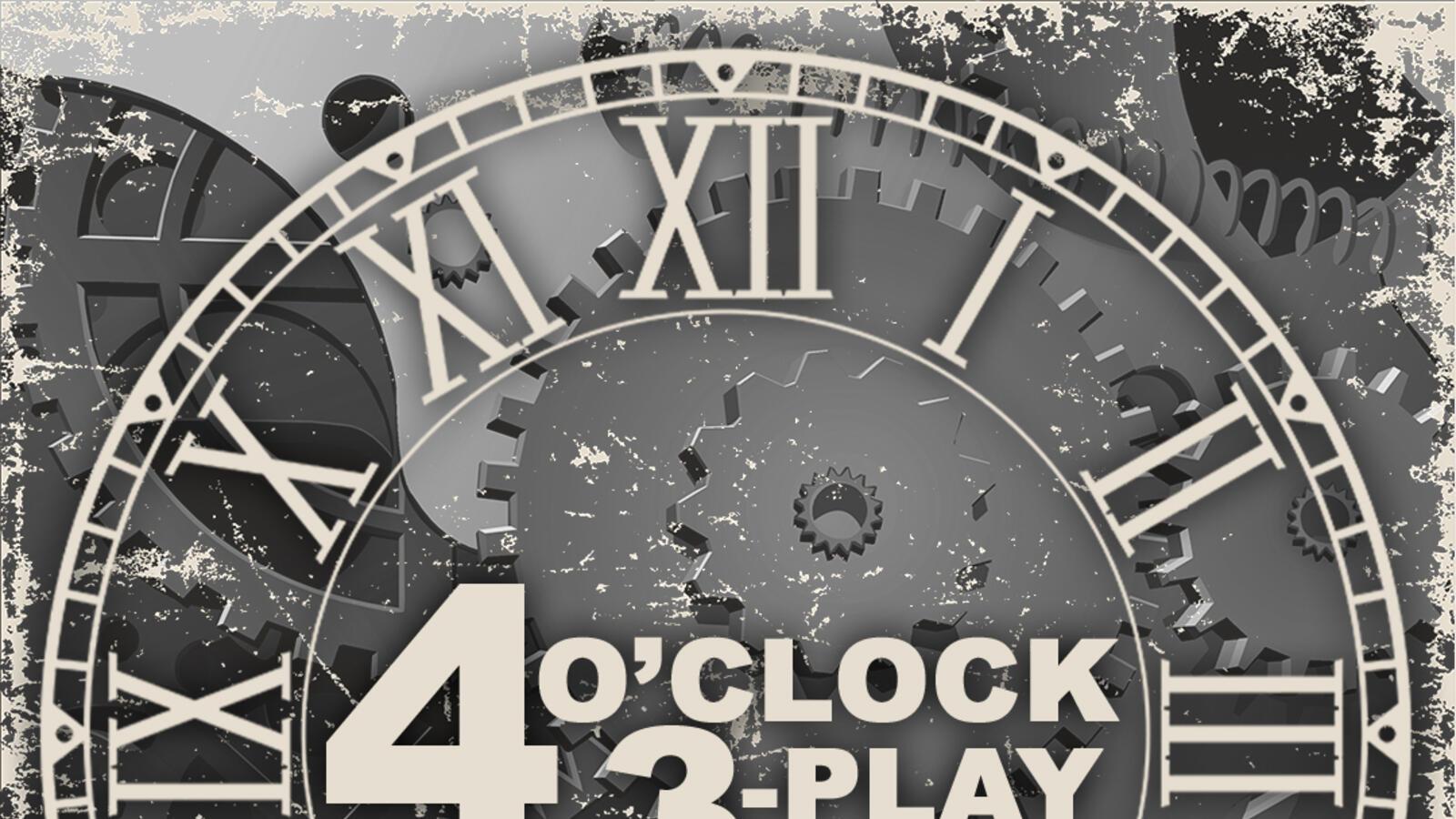 Jeff K's 4 O'Clock 3 Play - 9/23/21