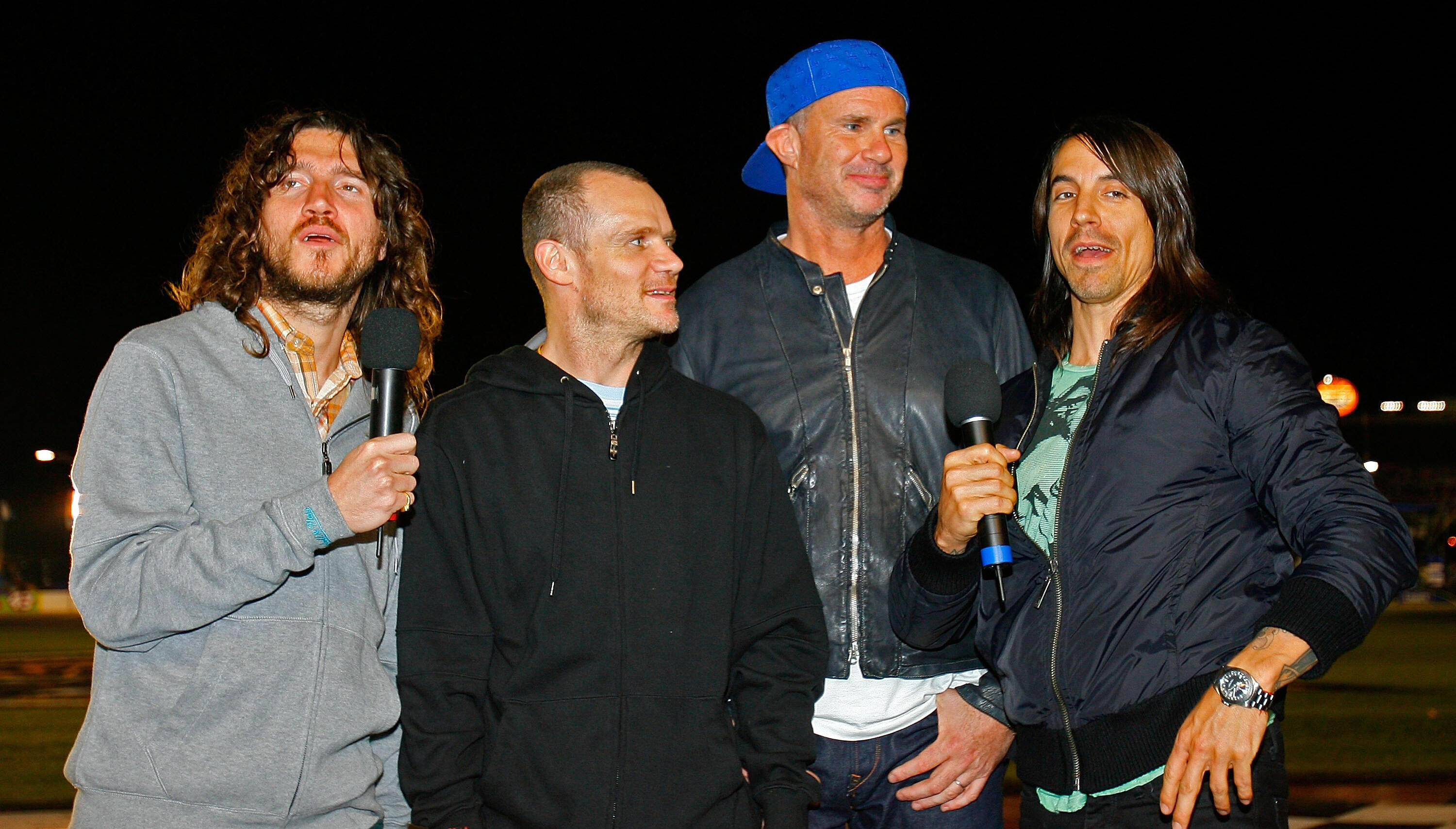 Red Hot Chili Peppers Are Enjoying A Seamless Reunion With John Frusciante