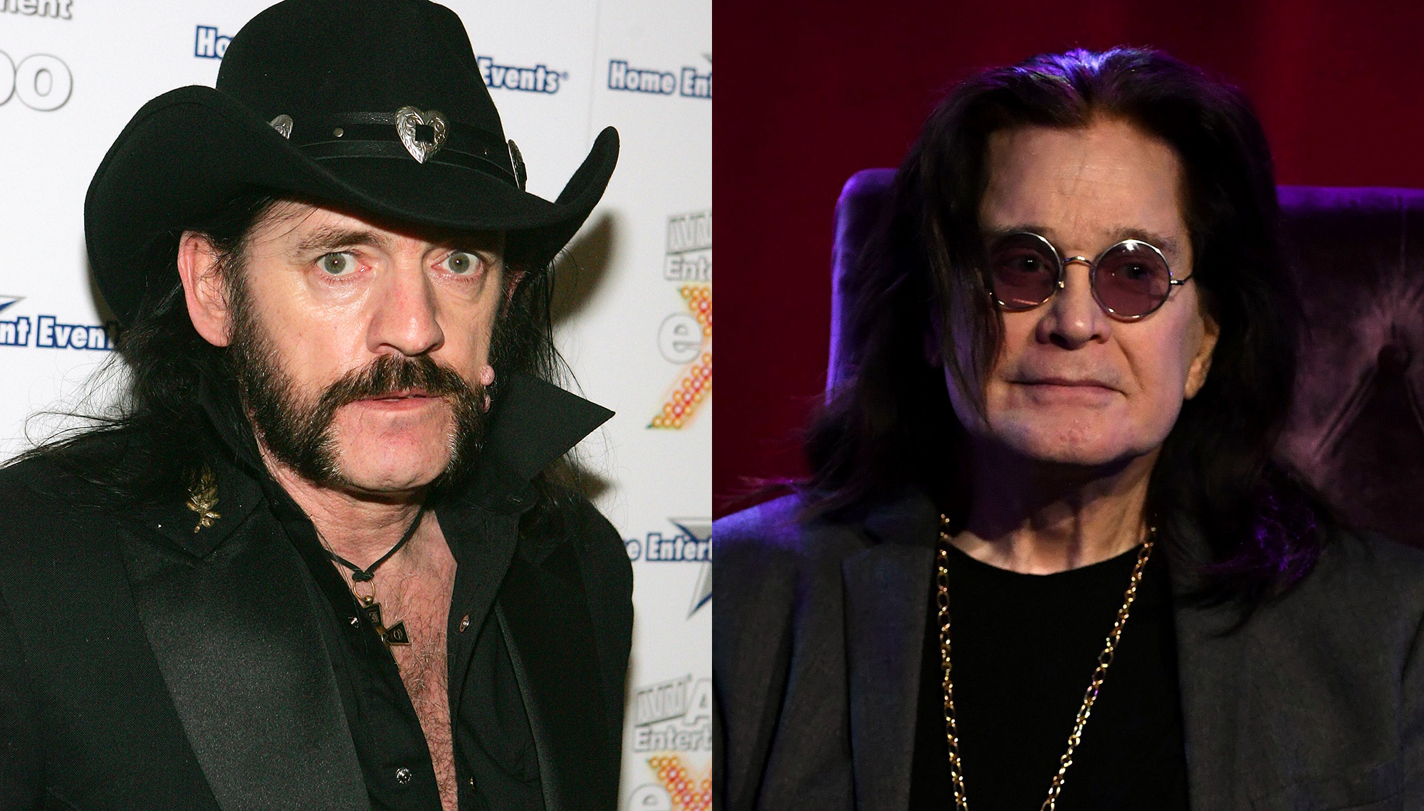 Ozzy Osbourne Says Lemmy Once Wrote Three Songs, Read A Book In Four Hours
