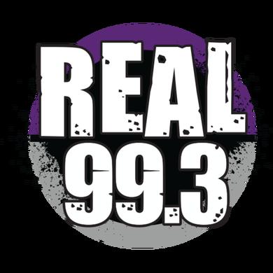 Real 99.3 logo
