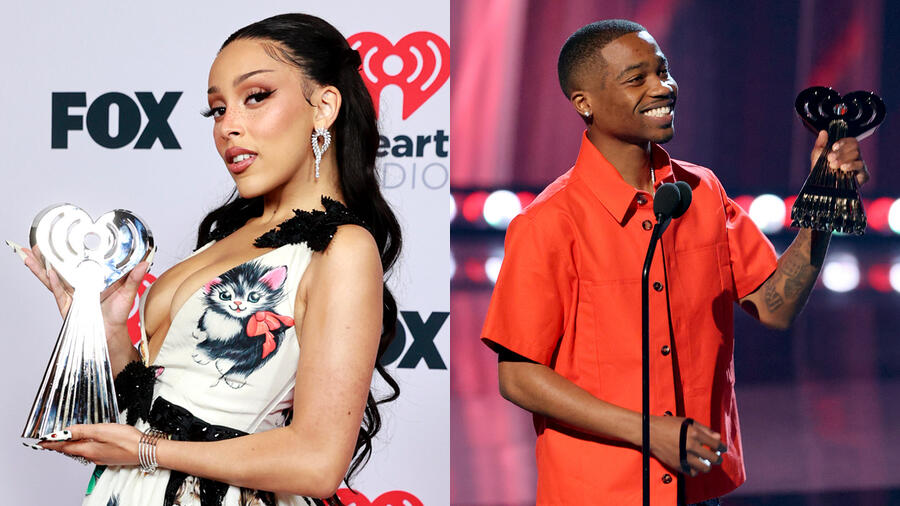 2021 iHeartRadio Music Awards Best New Artists: See The Winners