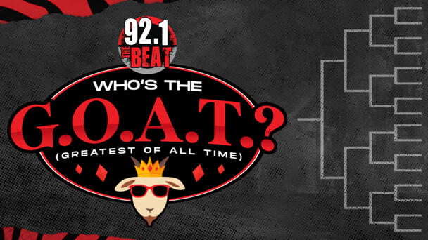 Who is the G.O.A.T?