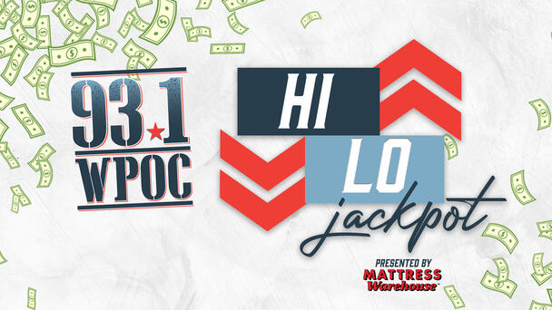 Listen In To Guess How Much is in our HiLo Jackpot pres. by Mattress Warehouse!
