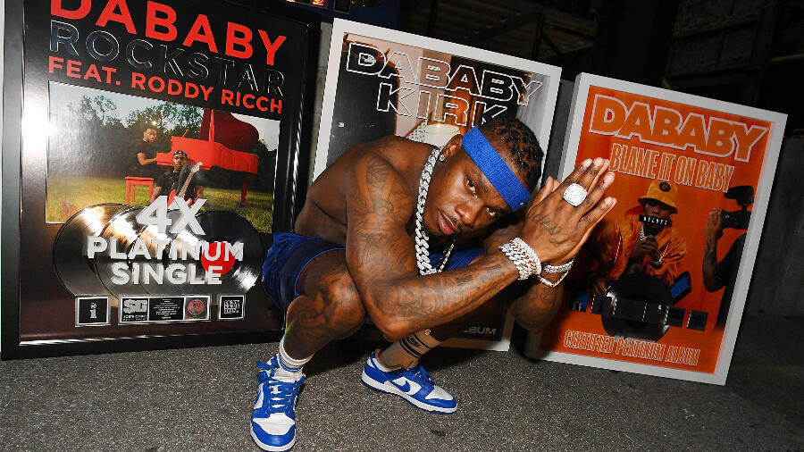 DaBaby Allegedly Involved In Miami Shooting