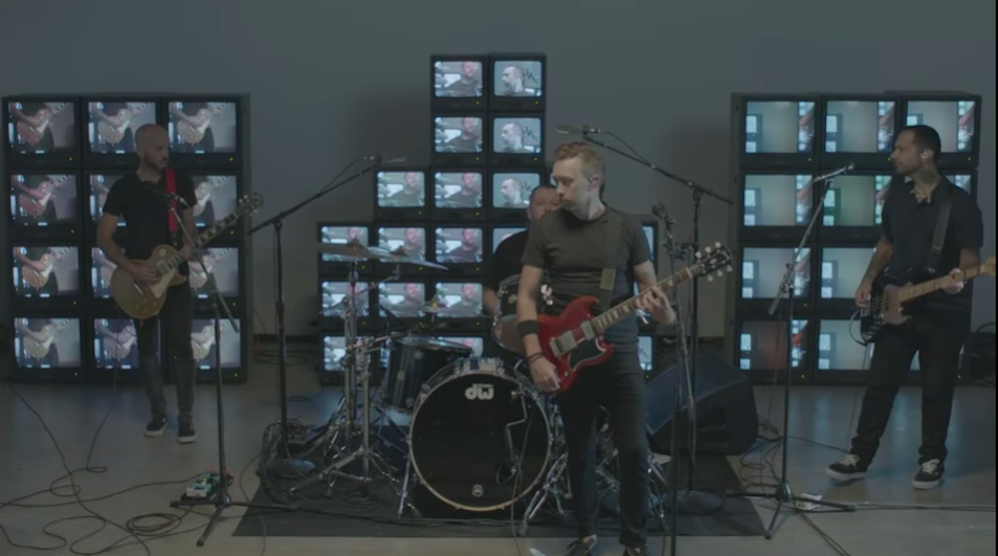 Rise Against Rocks Out To 'Talking To Ourselves' In Release Party Preview