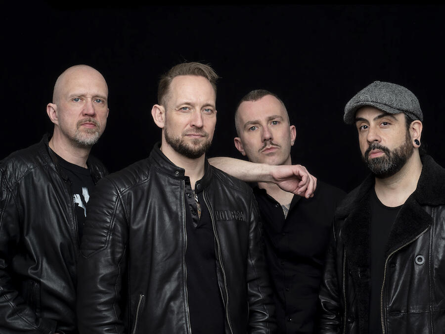 Volbeat Drops 2 New Songs 'Wait A Minute My Girl' & 'Dagen For' For Summer