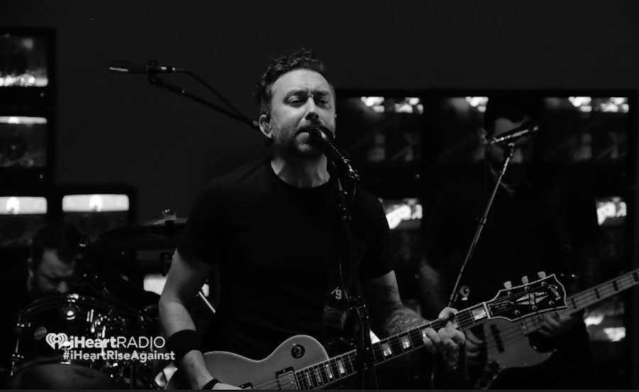 Rise Against Explains How The Social Climate Influenced Their New Music