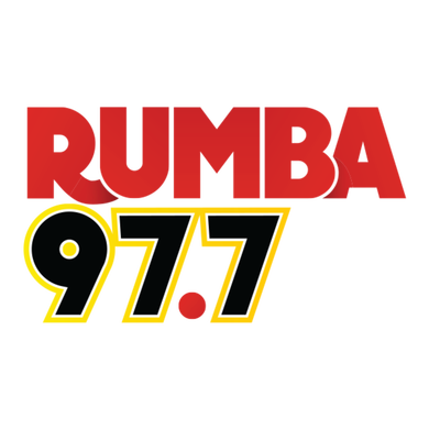 Rumba 97.7 logo