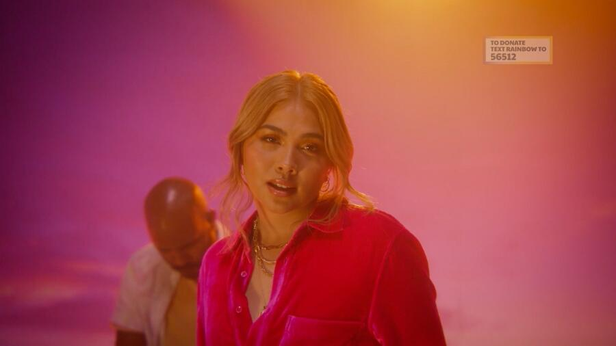 Hayley Kiyoko Performs New Song 'Chance' At 'Can't Cancel Pride' 2021