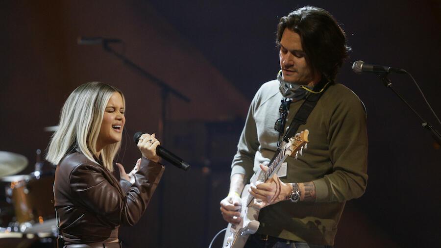 John Mayer Shares New Music Video For 'Last Train Home' Feat. Maren Morris