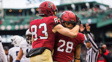 Local News - Harvard Beats Yale 45-27 As The Game Sets Scoring Record