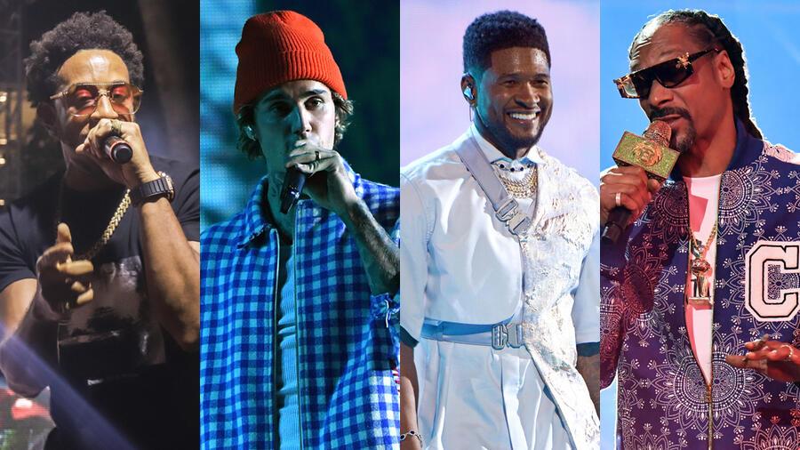 Justin Bieber Drops 'Peaches' Remix With Ludacris, Usher & Snoop Dogg
