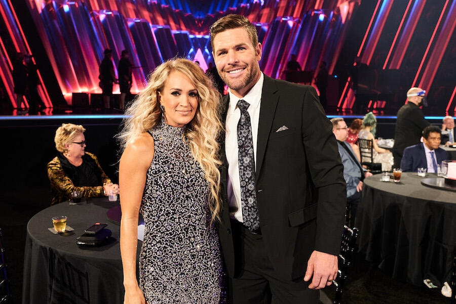Carrie Underwood Celebrates Husband Mike Fisher's Birthday In Sweet Message