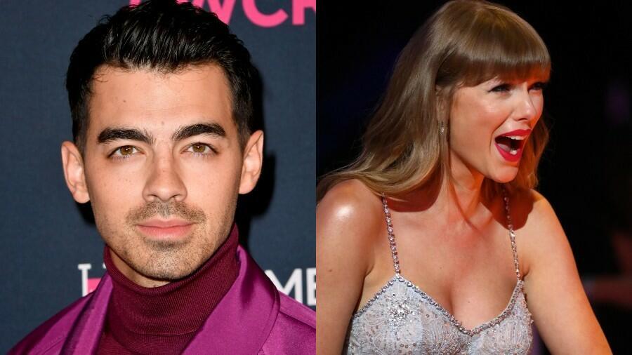 Joe Jonas Calls Taylor Swift Re-Recording Her Albums 'Really Clever'
