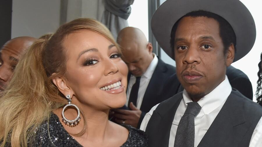 Mariah Carey Shuts Down Claim About Alleged 'Explosive' Meeting With Jay-Z