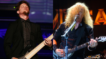 image for Ex-Metallica Bassist Jason Newsted Not Interested In Joining Megadeth