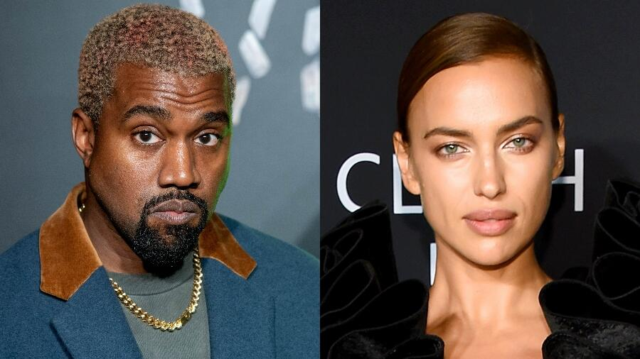 Kanye West Dating Supermodel Irina Shayk, Couple Spotted In France: Report