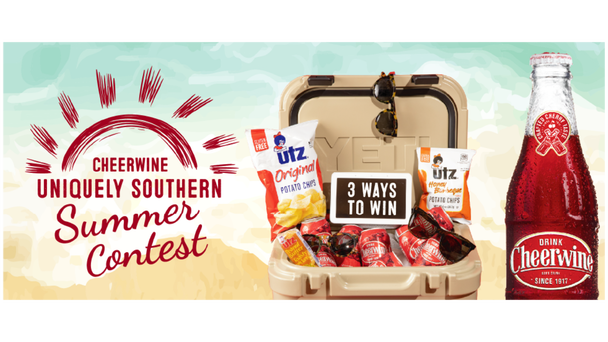 Cheerwine Uniquely Southern Summer Contest