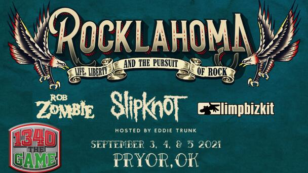 Rocklahoma 2021! Get the full lineup and enter to win tickets