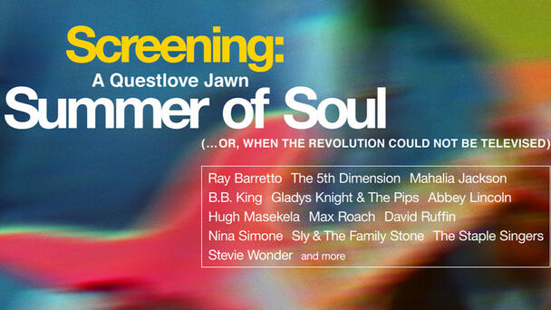 Celebrate Juneteenth in Harlem With a Free Screening of Summer of Soul