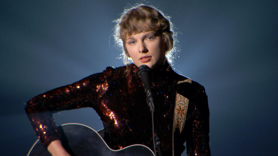 Taylor Swift Accepts NMPA Songwriter Icon Award With Passionate Speech