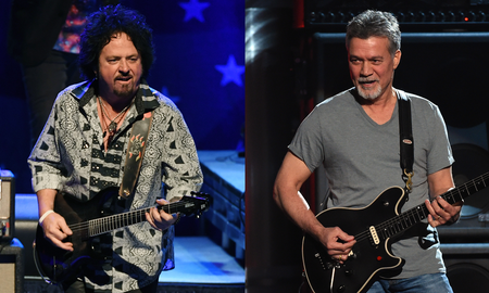 image for Eddie Van Halen Felt He 'Created A Monster' With His Guitar Innovations