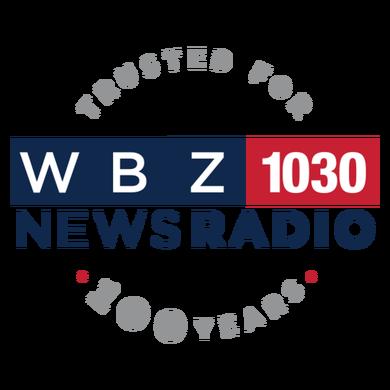 WBZ NewsRadio 1030 logo