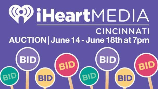 iHeartMedia Cincinnati Auction