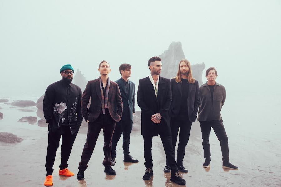 How To Watch Maroon 5's iHeartRadio Album Release Party