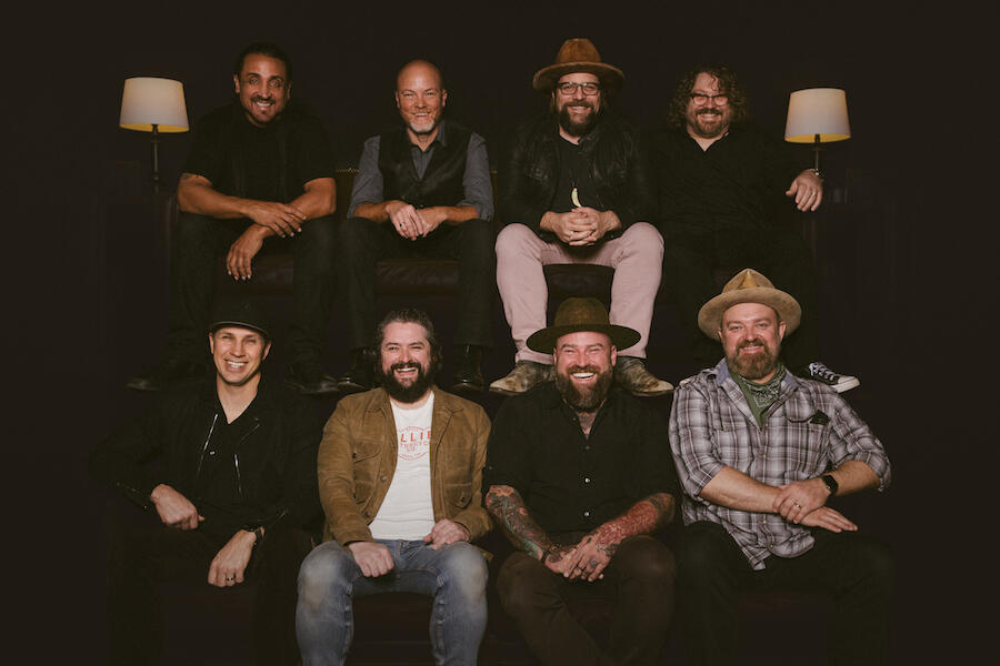 Zac Brown Band Returns With New Summer Song 'Same Boat'