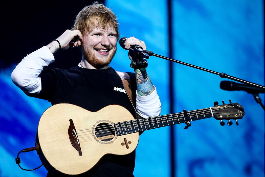 Ed Sheeran Announces 'Bad Habits,' First Solo Single In Four Years