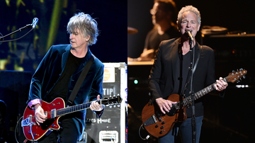 image for Neil Finn Would Be 'Delighted' To See Fleetwood Mac Reunite With Buckingham